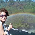 ブラジル イグアスの滝4