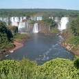ブラジル イグアスの滝1
