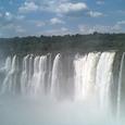 アルゼンチン イグアスの滝2