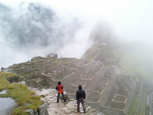 ペルー マチュピチュ2