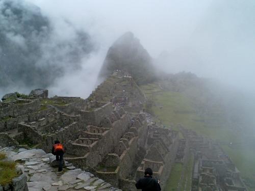 ペルー マチュピチュ1