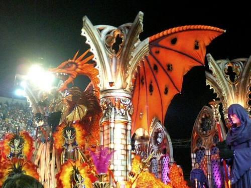 ブラジル リオのカーニバル4