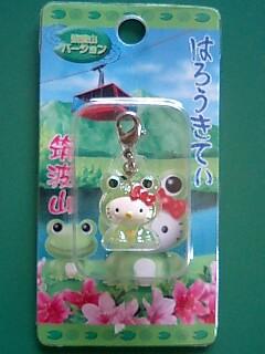 筑波の蛙キティ